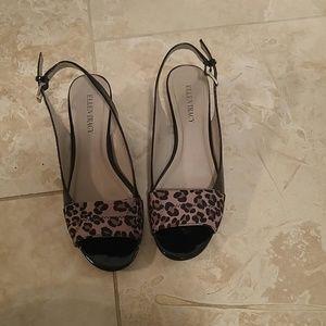 Sling back Ellen Tracy shoe